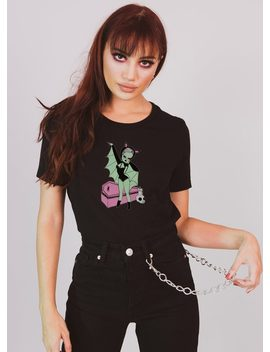 Dead Tired Tee by Valfre