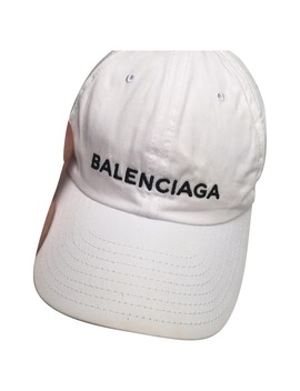 hat by balenciaga