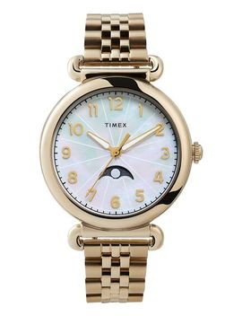 Model 23 38mm Stainless Steel Bracelet Watch by Timex