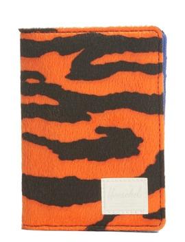 raynor-rfid-fleece-passport-case by herschel-supply-co