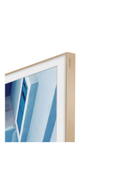 "49""-the-frame-customizable-bezel---beige by samsung"