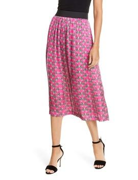 pleated-skirt by helene-berman