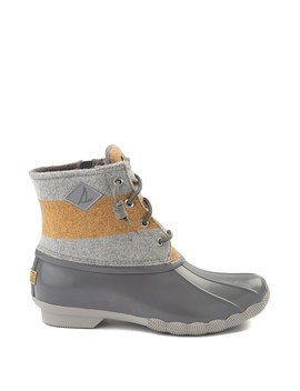 womens-sperry-top-sider-saltwater-varsity-duck-boot---gray-_-yellow by sperry-top-sider