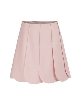 pleated-mini-skirt by valentino