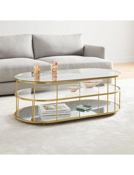 terrace-pill-coffee-table by west-elm