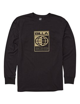 globe-long-sleeve-t-shirt by billabong