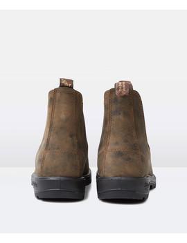 585-elastic-side-boot-rustic-brown by au