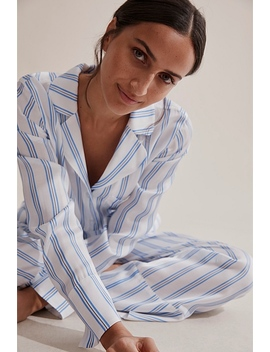 Stripe Pyjama Set by Country Road