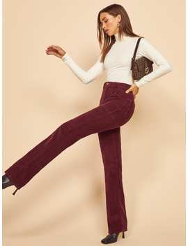 daphne-pant by reformation