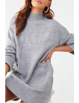 pocket-sweater-dress by forever-21