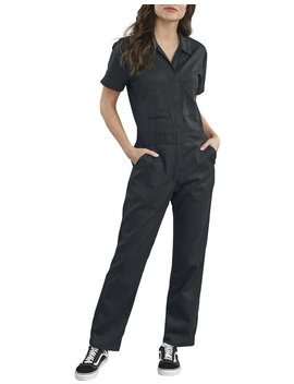Women's Flex Temp I Q™ Short Sleeve Coveralls by Dickies