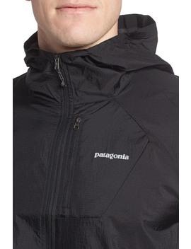 houdini-slim-fit-water-repellent-hooded-jacket by patagonia