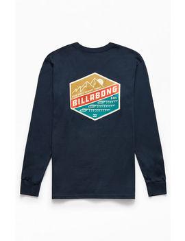 billabong-ridge-long-sleeve-t-shirt by pacsun