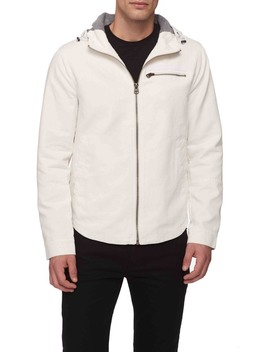 hooded-canvas-jacket by levis