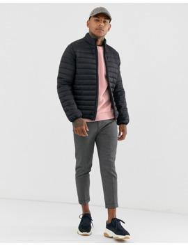 asos-design-sweatshirt-with-utility-sleeve-pocket-in-pink by asos-design