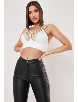 white-lace-harness-bralet by missguided