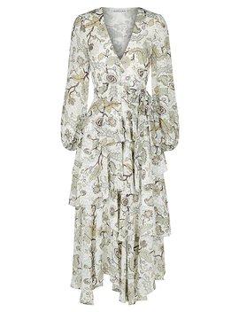 Quinn Tiered Midi Dress by Shona Joy