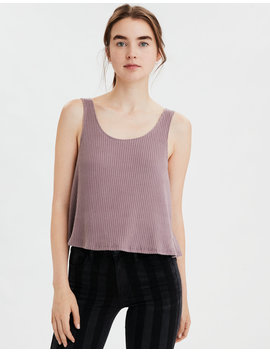 ae-soft-plush-swing-tank-top by american-eagle-outfitters