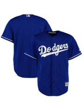 Los Angeles Dodgers Majestic Official Cool Base Alternate Jersey   Royal by Majestic