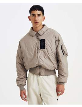 bomber-jacket-with-nylon-buckle---taupe by 1017-alyx-9sm