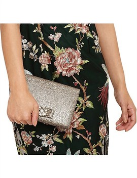 jaden-metallic-jacquared-clutch by phase-eight