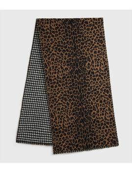reversible-leopard-scarf by allsaints
