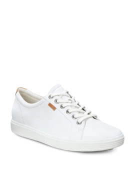 soft-7-leather-sneakers by ecco