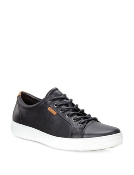 soft-leather-sneakers by ecco