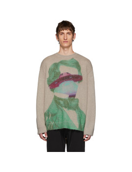beige-undercover-edition-v-face-ufo-sweater by valentino