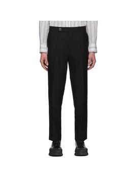 black-shil-trousers by namacheko