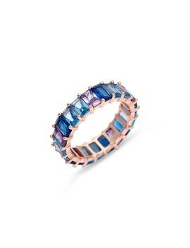adina's-jewels-ombré-eternity-ring by adinas-jewels