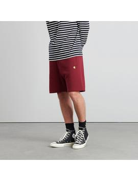 Chase Sweat Short by Carhartt Wip