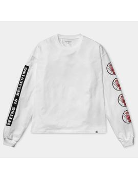 Duality Long Sleeve T Shirt by Carhartt Wip