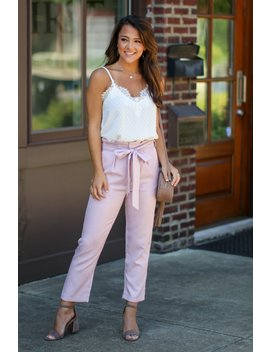 fully-noted-paperbag-tie-waist-pants by madison-+-mallory