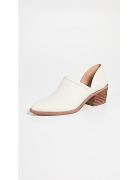 the-brady-lowcut-booties by madewell