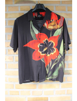 polonius-flower-print-shirt by vintage  ×  other  ×