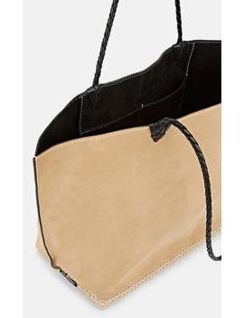 espadrille-large-suede-tote-bag by altuzarra