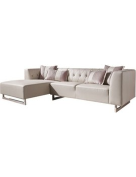 divani-casa-carolina-modern-leatherette-&-fabric-sectional-sofa by vig-furniture-inc