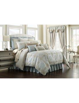 jonet-reversible-comforter-set by waterford-bedding