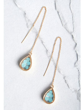 treasure-me-threader-earrings by modcloth