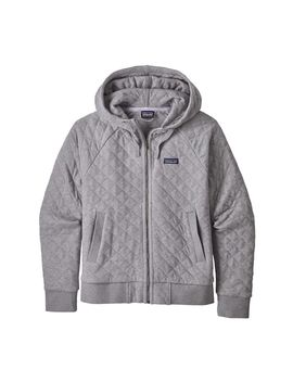 Patagonia Women's Organic Cotton Quilt Hoody by Patagonia
