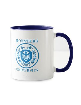 monsters-university-seal-coffee-mug---customizable-|-shopdisney by disney
