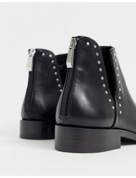 stradivarius---bottes-à-découpe-sur-le-côté---noir by stradivarius