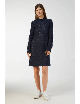 wool-embroidered-dress by arket