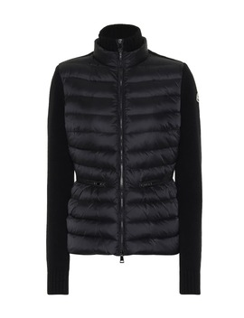 wool-and-cashmere-down-jacket by moncler
