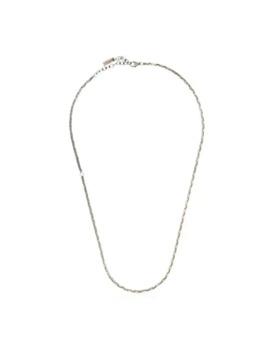 razor-chain-necklace by saint-laurent