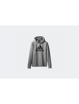 """X Undftd Tech Hoodie \""""Shift Grey\ by Adidas"""