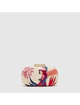 Aviate Clutch Evening Bag by Mimco