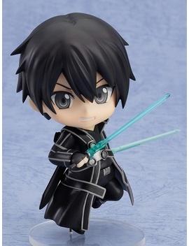 hot-sale-cute-nendoroid-295-anime-sword-art-online-kirito-kirigaya-kazuto-pvc-action-figures-collection-model-kids-toys-doll-10cm by wish