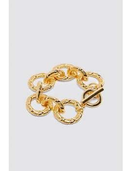 xl-chain-link-bracelet by zara